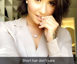 beauty and demi lovato image