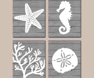 crafts, decoracion, and shells image