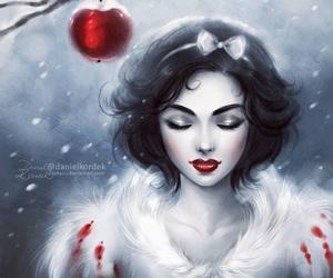 snow white and disney image