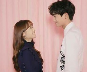 asian, couple, and kpop image