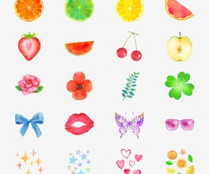 art, FRUiTS, and pop image