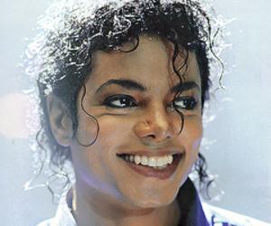 michael jackson, king of pop, and smile image
