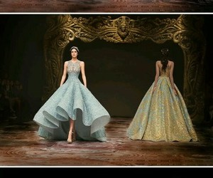 fashion, prom dress, and style image