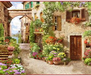 amazing, art, and flowers image