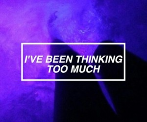 purple, aesthetic, and quotes image