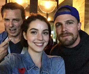 stephen amell and adelaide kane image