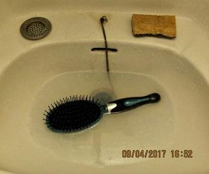 bathroom, grunge, and pale image