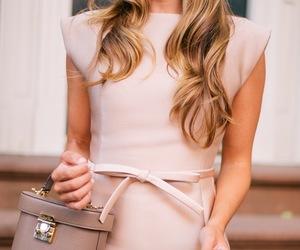 cute dress, fancy, and fashion image