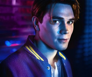 riverdale, archie andrews, and k j apa image