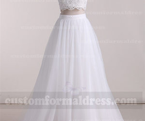 lace wedding dresses, a line wedding dresses, and tulle wedding dresses image