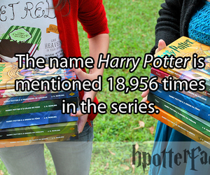 harry potter, books, and fact image