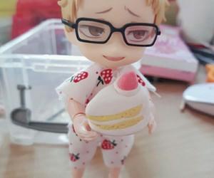shortcake, nendoroid, and obitsu image