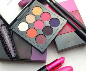 blush, mac, and cosmetics image