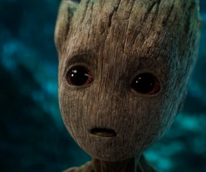 guardians of the galaxy, baby groot, and Marvel image