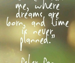 peter pan, quotes, and disney image