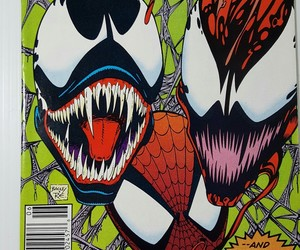 carnage, comic books, and comics image