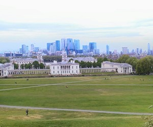 london and greenwich park image