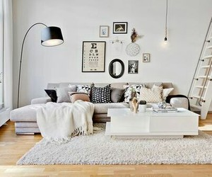 interior, home, and cozy image