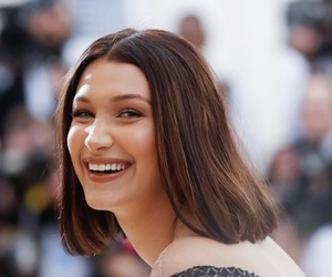 met gala, bella hadid, and beauty image