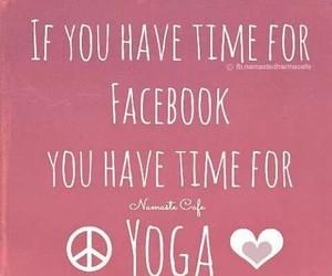 body, mind, and yoga image