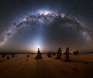 space, stars, and milky way image