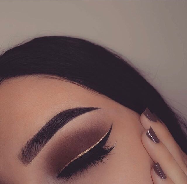 baby, lovely, and makeup image