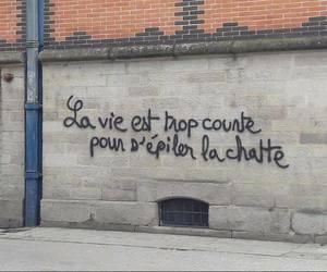 francais, french, and graffiti image