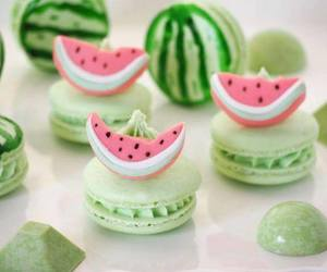 sweet and watermelon image