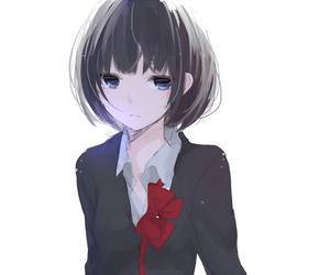 anime, girl, and kuzu no honkai image