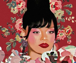 fashion, flowers, and japan image