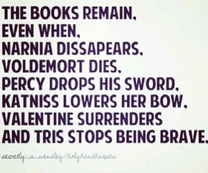 narnia, books, and harry potter image