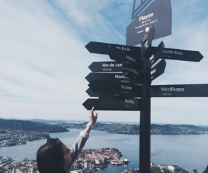 adventure, beautiful place, and bergen image