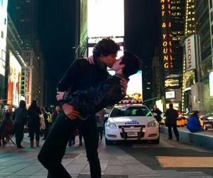 alternative, boys like boys, and kiss image