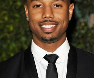 handsome and michael b jordan image
