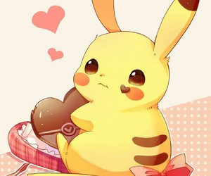 adorable, awesome, and pikachu image