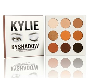 eyeshadow, kylie, and palette image