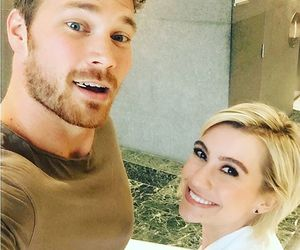 baby daddy, twitpic, and chelsea kane image