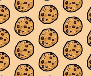 background, biscuits, and Cookies image