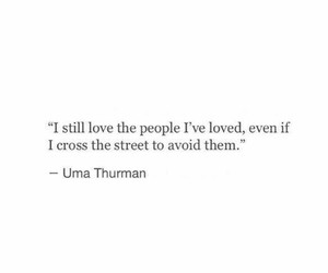 quotes, love, and uma thurman image