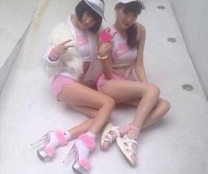kawaii, pink, and aesthetic image