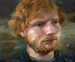 ed sheeran and art image
