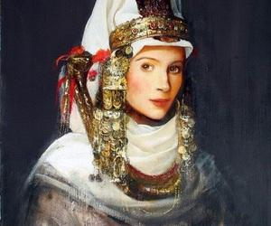 art, bulgaria, and girl image