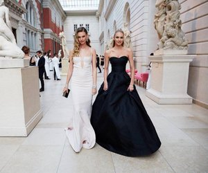model, met gala, and candice swanepoel image