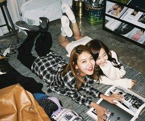 snsd, sooyoung, and tiffany image