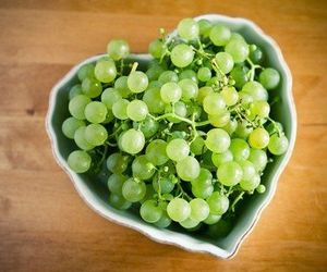 grapes, food, and fruit image