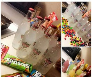 candy, party, and drink image