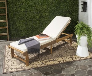 chaise lounge, modern furniture, and contemporary furniture image