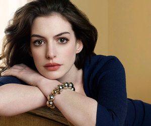 Anne Hathaway and woman image