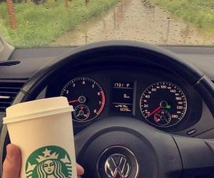 coffee, rain, and snap image
