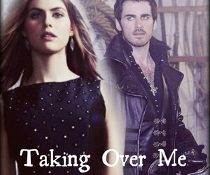 james hook, lucy jones, and killian jones image